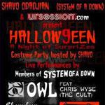 Shavo's Halloween Party