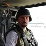 Джон Долмаян в Ираке