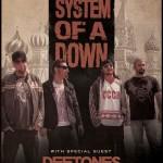 Тур System Of A Down и Deftones