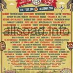 SOAD на Riot Fest 2015 Чикаго