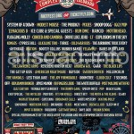 SOAD на Riot Fest 2015 Денвер