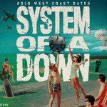 Тур System of a Down по США 2018